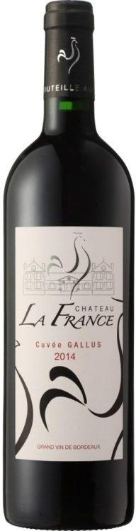 Chateau La France Cuvée Gallus 2014