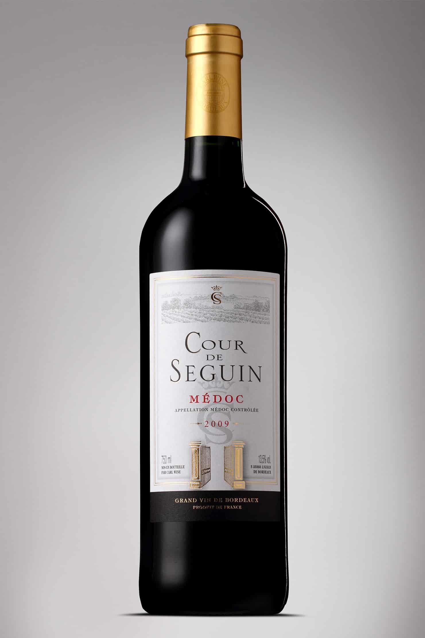 COUR DE SEGUIN MEDOC, 2014