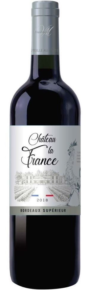 CHATEAU LA FRANCE LE COQ ROUGE