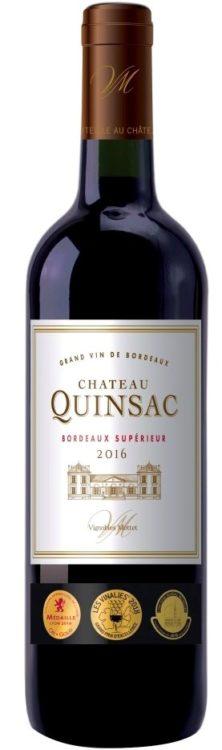 Chateau QUINSAC 2016