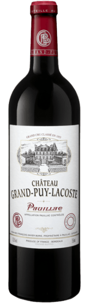 CHATEAU GRAND PUY LACOSTE, 2011