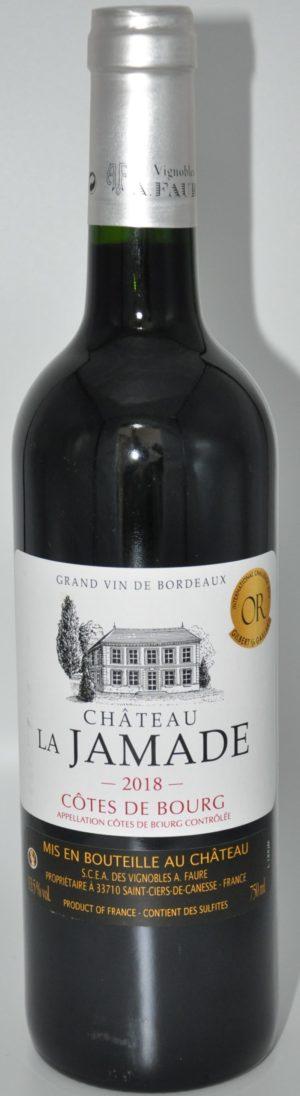 Chateau La Jamade 2018
