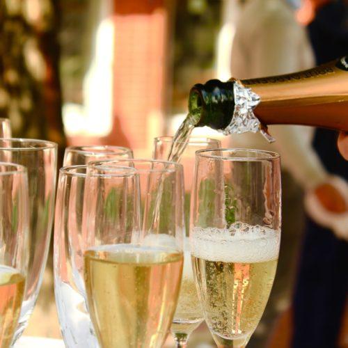 Champagne à quel moment